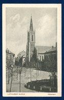 Luftkurort Eupen. Klötzerbahn. Eglise Protestante De La Paix - Eupen