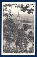 Eupen.  Panorama De La Ville Basse Avec L' église Saint-Joseph - Eupen