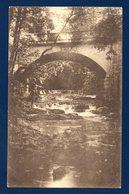 Eupen.  Pont Sur Le Ruisseau Getzbach. 1925 - Eupen