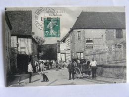 CPA (49) Maine Et Loire - RABLAY - Rue Nationale -  Rablay/Layon - Andere Gemeenten