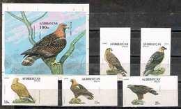 7660  Birds - Oiseaux - Azerbaidjan 1994 - Imperforated -  9,75 - Vogels