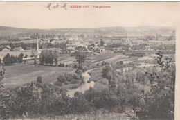 Cp , 54 , AZERAILLES , Vue Générale - France