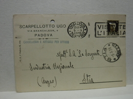 PADOVA  -- SCARPELLOTTO UGO - Padova (Padua)