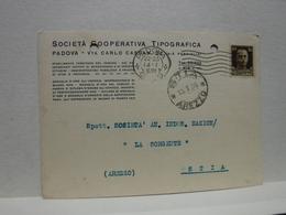 PADOVA  --  SOCIETA' COOPERATIVA  TIPOGRAFICA - Padova (Padua)