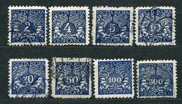 Polen Porto Ex.Nr.13/21 X         O  Used + *  Unused                (1594) - Postage Due