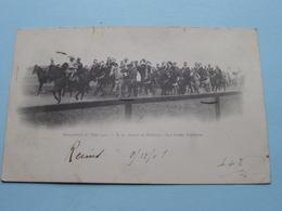 Manoeuvres De L'Est 1901 - Nr.21 Revue De Bétheny - Les Caïds Algériens ( J. D. Paris ) Anno 190? ( Details Zie Foto ) ! - Guerres - Autres