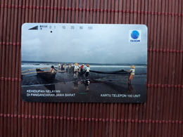 Phonecard Indonesia Used - Indonesia