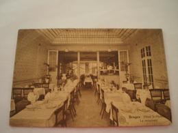 Brugge - Bruges // Hotel St. Hubert (Restaurant) Rue Sud Du Sablon 19?? - Brugge