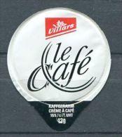 V 21 - Villars - Opercule Exemplaire Unique Suisse - Milk Tops (Milk Lids)