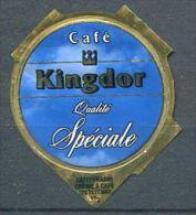 K L 22 B - Kingdor - Opercule Exemplaire Unique Suisse - Milk Tops (Milk Lids)