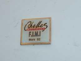 Pin's MULTIPHOT CHELLES, MARS 1992 - Photography