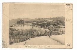 CPA LAMASTRE, La Guiterie Sous La Neige - Lamastre