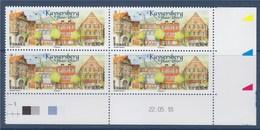 = Kayserberg Haut-Rhin Le Village Préféré Des Français 2018 Timbre 0.80€ N°5243 Coin De Feuille Neuf Daté 22.05.18 - 2010-....