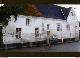 """HAALTERT (O.Vl.) - Molen/moulin - """"Het Stampkot"""", Verdwenen Olierosmolen Aan De Stationsstraat Kort Voor De Sloop - Haaltert"""