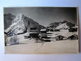 ÖSTERREICH - STEIERMARK - HIRSCHEGG - Panorama - 1932 - Autriche