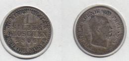 Allemagne Prussen Prusse 1 Silber Groschen 1864 A - [ 1] …-1871 : German States
