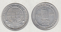 Allemagne BAD DÜRHKEIM  Dürkheimer Riesenfass 1934 - Monetary/Of Necessity