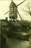 HOOGLEDE (W.Vl.) - Molen/moulin - Zeldzame Opname Van De Gewezen Oliemolen 't Hoge Met Duitse Soldaat Tijdens 1914-1918 - Hooglede
