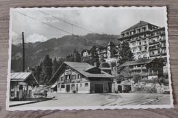 VILLARS SUR BEX - PLACE DE LA GARE - VD Vaud
