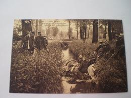 Armee Belge  - Regiment Des Carabiniers / Passage Des Mitrailleurs 19?? - België