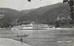 D1353 Danube Houseboat Ada Kaleh - Romania