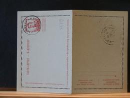77/959   CARTE-LETTRE 1914 OBL. TOURNAI - Entiers Postaux