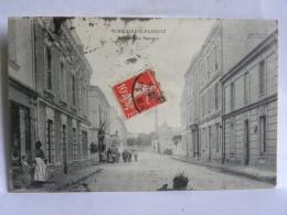 CPA (49) Maine Et Loire - Saint Hilaire - Saint Florent - Avenue De Saumur - Autres Communes