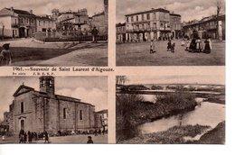 30 ST SAINT LAURENT D'AIGOUZE GARD JBENP - France