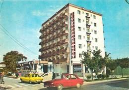 D1355 Dragasani Hotel Rusidava Dacia Cars - Roumanie