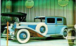 Automobile - Musée De L'auto St Félicien Cord Type L 29 1930 Fabriqué Aux Etats Unis - Cartes Postales