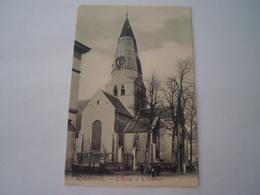 Willebroek - Willebroeck // Eglise Et Le Couvent (geanimeerd) Ca 1900 - Willebroek