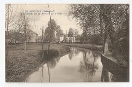 76 Le Houlme, Les Bords De La Rivière De Cailly (4190) - Francia