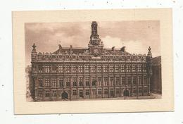 Cp, 59 , VALENCIENNES , L'hôtel De Ville , Vierge , Ed. LL , N° 8 - Valenciennes