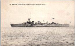 """Bâteau - Marine Française - Le Croiseur """"Duguay - Trouin"""" - Guerre"""
