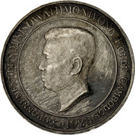 Cambodge, Médaille, Couronnement S.M. Monivong, 1928, SUP, Argent, Lecompte:144 - Other
