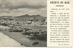 Arenys De Mar - Barcelona