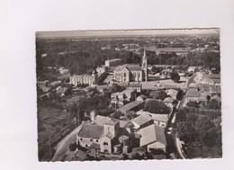 CPM PHOTO DPT 33 EN AVION AU DESSUS DE MERIGNAC,en 1958! - Merignac