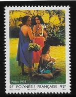 Polynésie N°474 - Neuf ** Sans Charnière - Superbe - French Polynesia