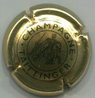CAPSULE-CHAMPAGNE TAITTINGER N°81 Or & Noir - Taittinger