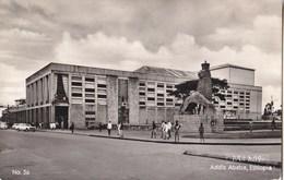 Ethiopia Addis Ababa - Haile Selassie Theatre 1962 - Äthiopien