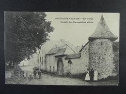 Sterpigny-Cherain Un Vieux Manoir Du Dix Septième Siècle - Gouvy