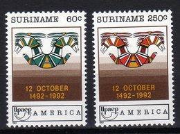 Suriname 1992 America Upaep Cerámica Aborigen MNH - Suriname