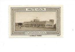 Haute-Volta AOF OUAGADOUGOU Vignette Belle France TB ** Colonies Françaises - Alto Volta (1958-1984)
