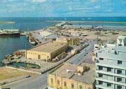 Libya Benghazi - The Harbour , Port 1968 - Libye