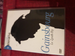 Dvd  Les Grands Concerts Telerama  Le Zenith 89 Gainsbourg - Concert & Music