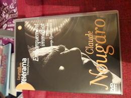Dvd  Les Grands Concerts Telerama Theatre Des Champs Elysees Claude Nougaro Embarquement Immediat - Concert & Music