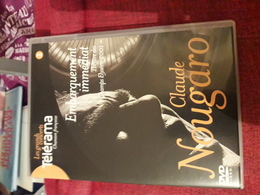Dvd  Les Grands Concerts Telerama Theatre Des Champs Elysees Claude Nougaro Embarquement Immediat - Concert Et Musique