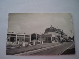 Locht (Kerkrade)? Tankstation A.Kleinen - BP Benzine Pomp - (automobile) - Expeditie Bedrijf Frans Maas N.V.  19?? - Kerkrade