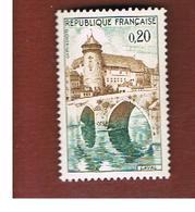 FRANCIA  (FRANCE)      -  SG  1542  -  1961  TOURISM: LAVAL    - MINT ** - Ungebraucht