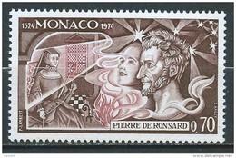 Monaco - 1974  -   Pierre Ronsard   - N° 964 - Neufs ** - MNH - Neufs
